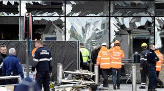 Son mari est agent de sécurité à Brussels Airport- Eux aussi ont été marqués, on n'en parle pas assez