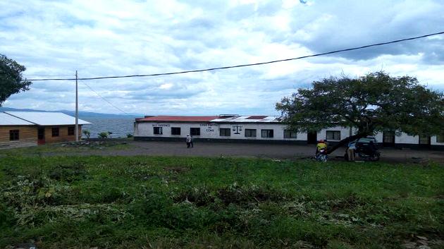 La ville de Goma dans la République Démocratique du Congo. DR