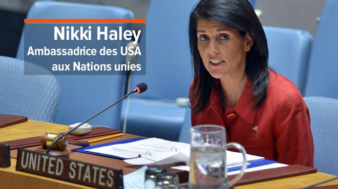Les États-Unis avertissent la Syrie: ils sont prêts à frapper Assad une nouvelle fois