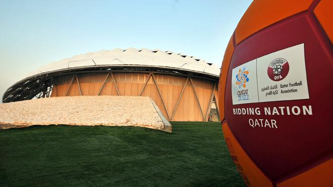 Le qatar veut terminer les travaux pour la coupe du monde - Qatar football coupe du monde ...