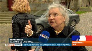 Les Français face à leur destin (7/12)- la population vieillissante de SAINT-MALO avait voté Hollande en 2012, et maintenant?