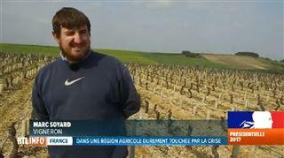 Les Français face à leur destin (8/12)- notre journaliste à DIJON, là où Marc n'attend plus grand-chose