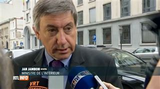 Jan Jambon réagit après l'attaque de Paris- Le criminel n'est pas un Belge