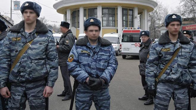 Un homme pénètre dans les locaux des services secrets russes et tue deux personnes