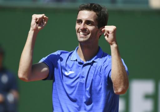 Tennis: première pour Ramos, qualifié pour les demies à Monte-Carlo