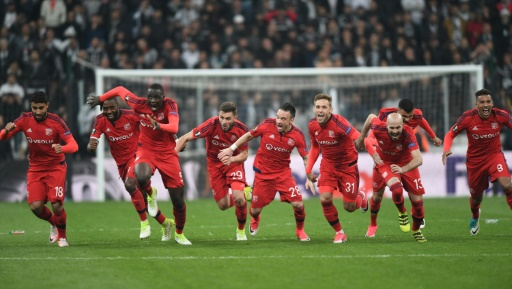 Europa League: Ajax Amsterdam-Lyon et Celta Vigo-ManU en demi-finales