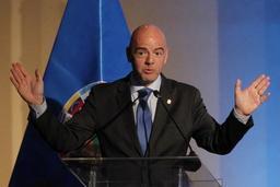Mondial 2018 - Le président de la FIFA Infantino: