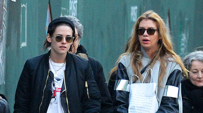 Kristen Stewart et Stella Maxwell plus amoureuses que jamais: elles s'installent ensemble