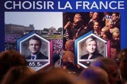 Présidentielle française - Emmanuel Macron a séduit toutes les classes d'âge