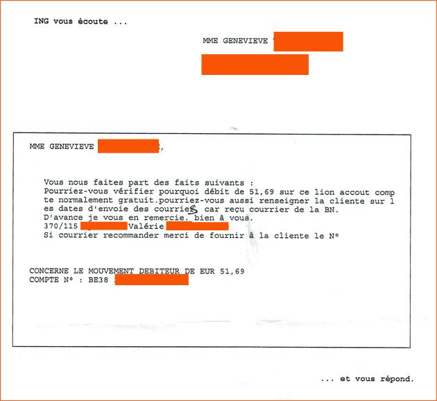 Calendrier Debit Differe La Banque Postale 2020.Genevieve Fichee Mauvaise Payeuse A La Banque Nationale A