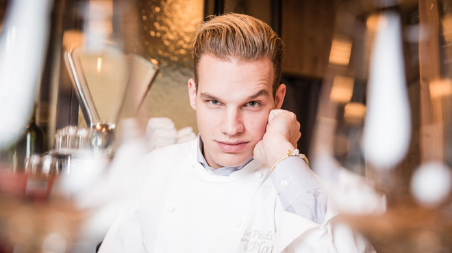 Maximilien Dienst (Top Chef) bientôt dans les Anges? Il donne sa réponse (vidéo)