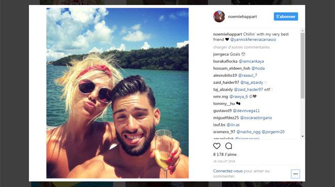 Noémie Happart et Yannick Carrasco s'offrent un mariage somptueux pour une somme COLOSSALE