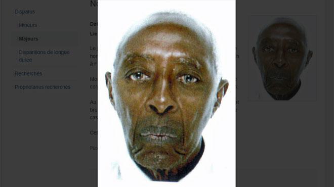 Avez-vous vu cet homme âgé qui a quitté son domicile situé à Forest?