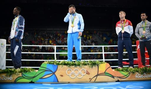 JO de Rio: 6 à 7% des médailles, défectueuses, doivent être remplacées