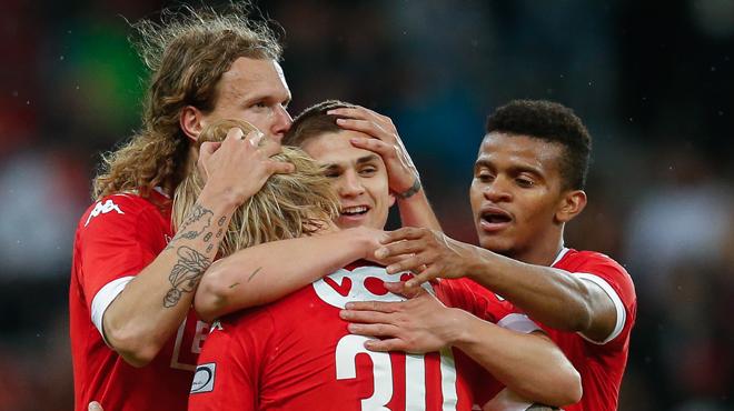 Le Standard termine sa saison sur une note positive,  Saint-Trond disputera la finale des Play-offs 2