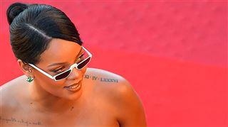 Rihanna fait sensation sur le tapis rouge du Festival de Cannes
