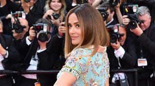 À Cannes, Salma Hayek torpille Hollywood- Si vous êtes jolie, vous êtes forcément bête