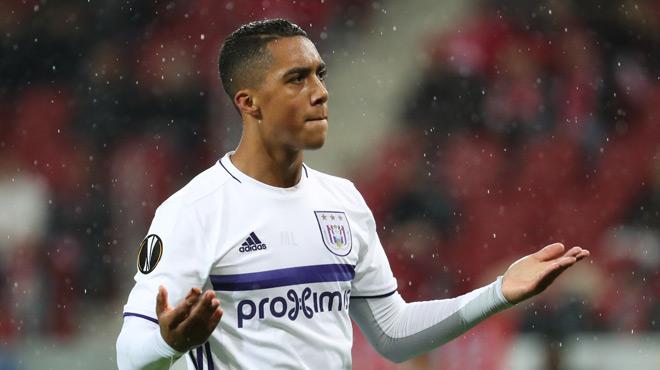 Europa League: Youri Tielemans repris dans l'équipe-type de la saison