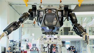 Notre journaliste à Séoul teste un robot à la Avatar (vidéo)