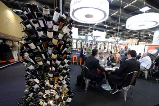 Bordeaux capitale de la plan te vin le temps du salon - Salon des vins bordeaux ...