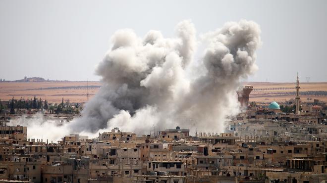 Etrange: l'armée russe annonce avoir tué... Abdelhamid Abaaoud en Syrie!