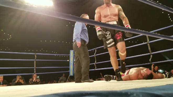 Le monde de la boxe SOUS LE CHOC après la mort d'un combattant