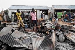 Nigeria: 16 morts dans des attentats-suicides commis dimanche
