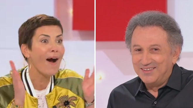 Michel Drucker a raconté une anecdote personnelle qui a BEAUCOUP étonné Cristina Cordula (vidéo)