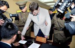 L'étudiant américain libéré par la Corée du Nord est décédé lundi