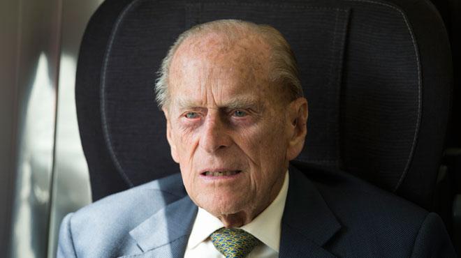 Le prince Philip, mari de la reine Elizabeth II, hospitalisé pour une infection