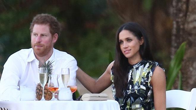Des fiançailles avant la fin de l'été? Meghan Markle coachée par deux proches du prince Harry