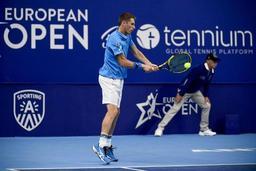 Ruben Bemelmans avance au 2e tour des qualifications de Wimbledon, Kimmer Coppejans éliminé