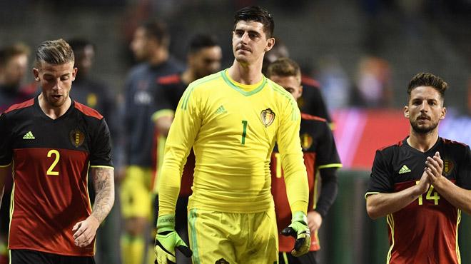 La Belgique recule encore au classement FIFA