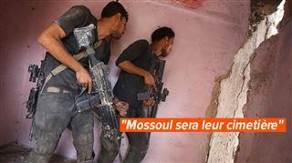 Quand on les voit, on les tue- à Mossoul, les soldats irakiens traquent les djihadistes venus de l'étranger