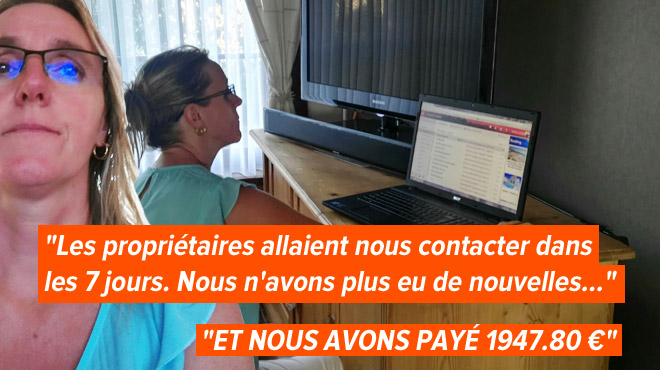 VACANCES RUINÉES pour Marlène: elle a perdu 2.000€ dans la réservation d'une fausse villa au Portugal