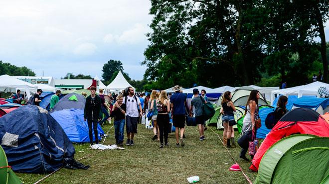 220.000 festivaliers, 40.000 campeurs, 1.000 policiers: les chiffres impressionnants du Dour Festival