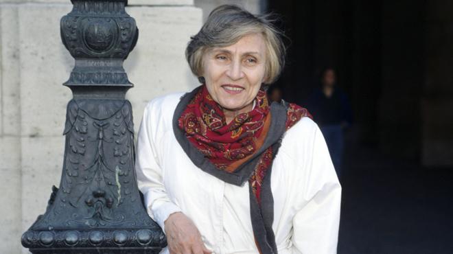 La célèbre romancière Anne Golon, auteur de la série