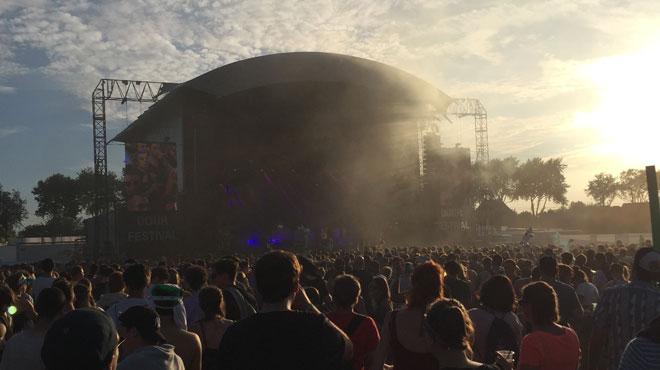 Le festival de Dour enregistre un record absolu de fréquentation