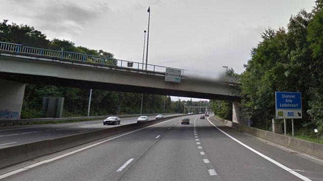 Un motard blessé lors d'une collision avec une voiture à Lodelinsart