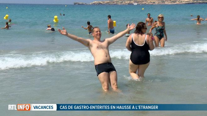 Jusqu'à 47 degrés en Espagne, les touristes belges nombreux à demander assistance: voici quelques conseils pour ne pas gâcher vos vacances