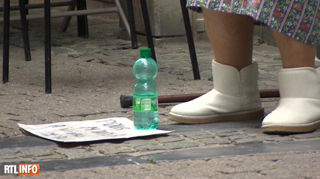 L'interdiction de mendicité est un échec à Namur: