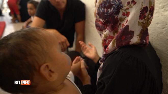 Elles ont épousé des djihadistes et quittent désormais Raqqa: