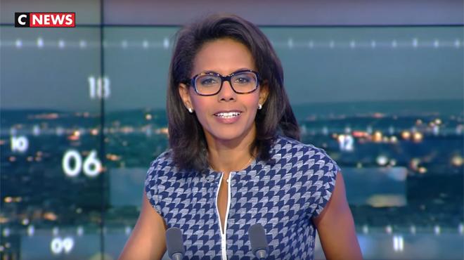 Audrey Pulvar quitte le journalisme et fait ses adieux aux téléspectateurs (vidéo)