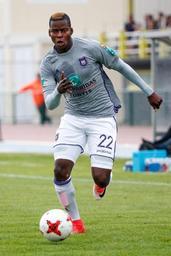 Jupiler Pro League - Anderlecht prête Idrissa Doumbia à Zulte Waregem