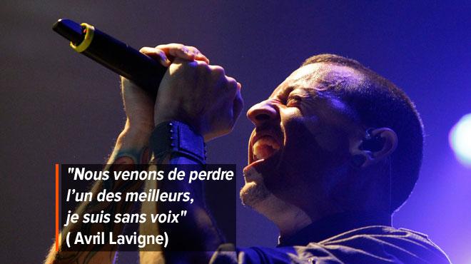 Décès de Chester Bennington, leader de Linkin Park: dévastées, les stars lui rendent hommage avec des messages poignants