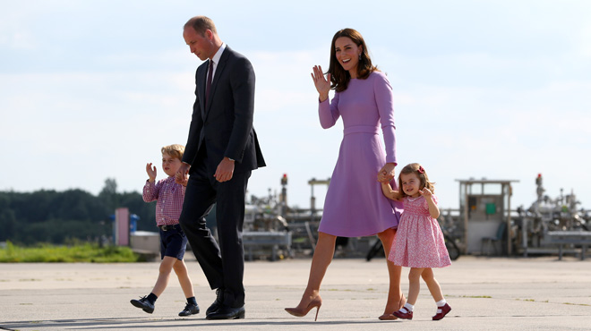 George a 4 ans: William et Kate dévoilent une photo adorable du petit prince