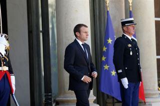 Lutte contre le sida- Macron va recevoir des responsables d'associations