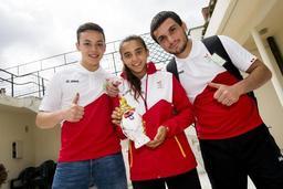 Jeux mondiaux - Amal Amjahid remporte un 2e titre et offre à la Belgique sa 24e médaille