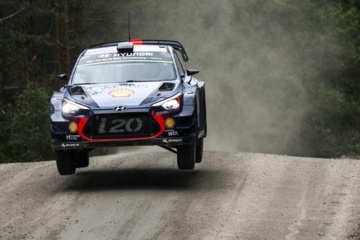 Rallye de Finlande: première pour Lappi, Neuville rattrappe Ogier