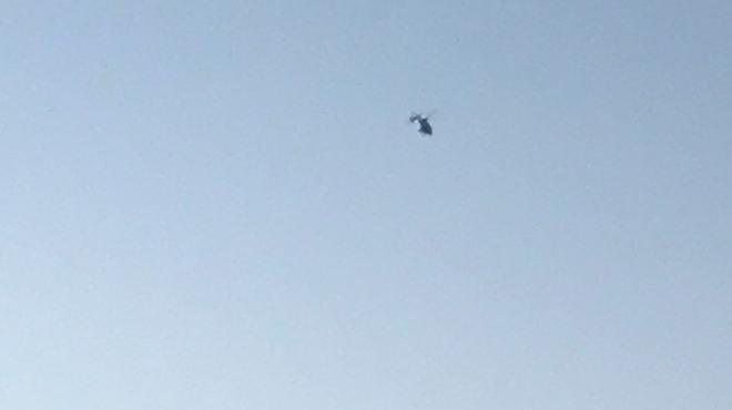 Un hélicoptère de la police a longuement survolé Ans hier soir: que s'est-il passé?
